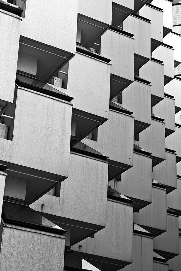 Photographie artistique et architecturale.
