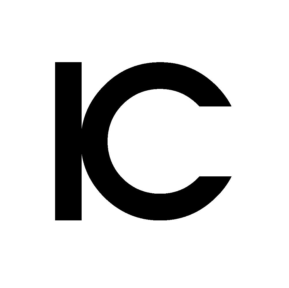Logo Ioana Calin Graphiste freelance